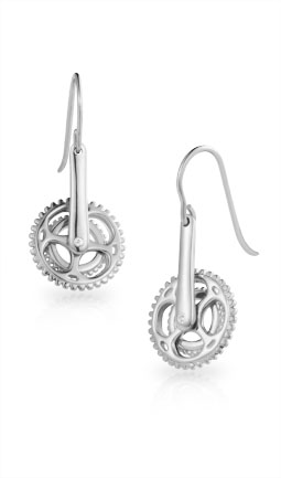 Crank Earrings