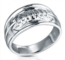 Laces Ring