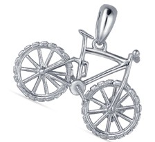 Mountain Bike Pendant