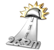 26.2 Mile Pendant