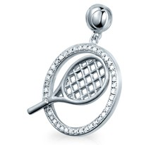 All-Star Tennis Pendant