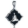 Meditation Tag Pendant