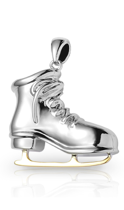 Figure Skating Pendant