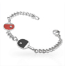 Table Tennis Bat Curb Bracelet