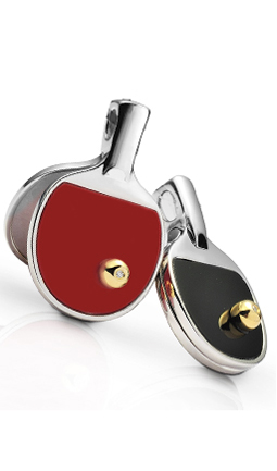 Table Tennis Bat Locket