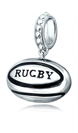 Rugby Ball Pendant