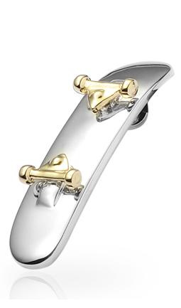Skateboard Pendant