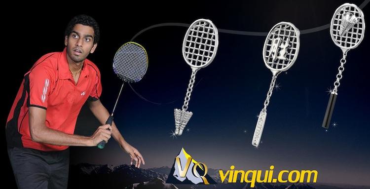Vinqui 2011 Badminton World Championships Banner