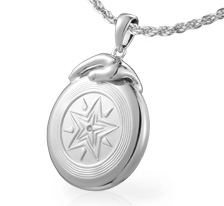 VQ Ultimate Star Disc Pendant