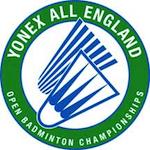 Yonex All-England Open Badminton Championships Logo