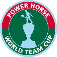2012 Power Horse World Team Cup Logo